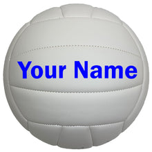 Load image into Gallery viewer, Customized Wilson Soft Play Volleyball Blue