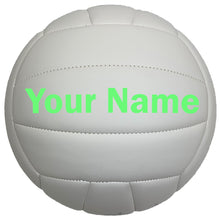 Load image into Gallery viewer, Customized Wilson Soft Play Volleyball Bright Green