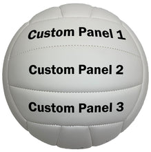 Load image into Gallery viewer, Customized Wilson Soft Play Volleyball Multipanel