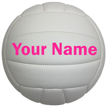 Load image into Gallery viewer, Customized Wilson Soft Play Volleyball Pink