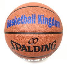 Load image into Gallery viewer, Customized Personalized Spalding Basketball