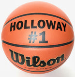 Customized Wilson Evolution Indoor Basketball Personalized