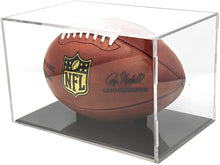 Load image into Gallery viewer, Football Display Case