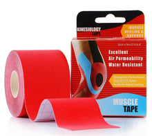 Load image into Gallery viewer, Kinesiology Tape Red