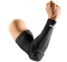 Load image into Gallery viewer, Hex Compression Arm Sleeve Black