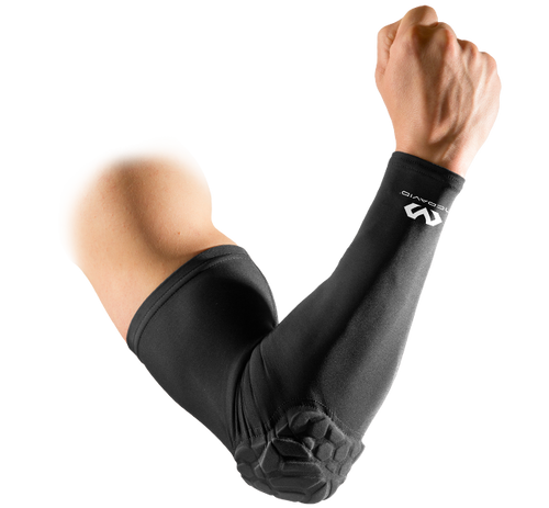 Hex Compression Arm Sleeve Black