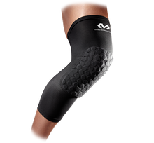 Load image into Gallery viewer, Hex Compression Leg Sleeve Black