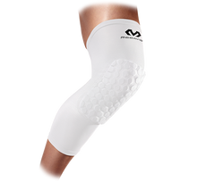 Load image into Gallery viewer, Hex Compression Leg Sleeve White