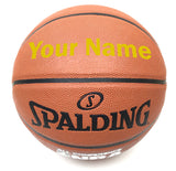 Customized Spalding All Conference Gold