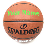 Customized Spalding All Conference Green