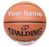 Customized Spalding All Conference Silver