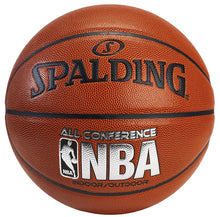 Load image into Gallery viewer, Customized Personalized Spalding All Conference Indoor Outdoor Basketball Custom Gift