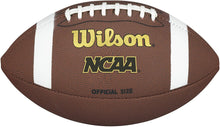 Load image into Gallery viewer, Wilson NCAA Football