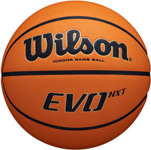 Load image into Gallery viewer, Wilson Evo NXT basketball