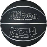 Wilson Black and Silver Basketball