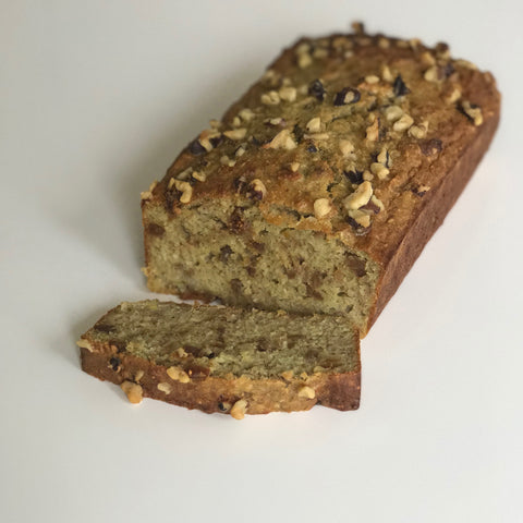 Golden Milk Banana Bread
