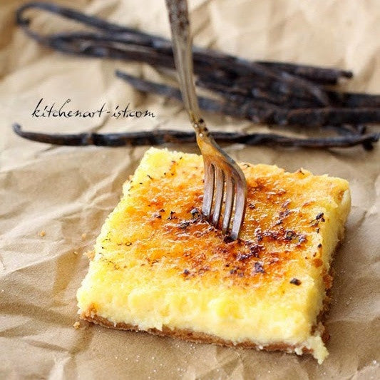 KITCHENART-IST - KREM BRULE CHEESECAKE (4 Kişilik)