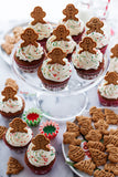 DAMY'S KITCHEN - GINGERBREAD CUPCAKE (8 Kişilik)