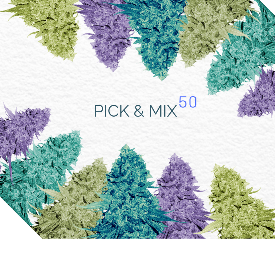 PICK AND MIX 50 - Semillas a elección