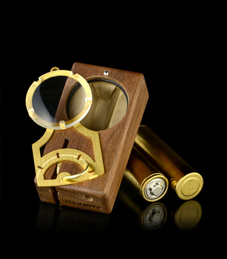 Venta de VAPORIZADOR LAUNCH BOX MONOCLE magic flight para marihuana
