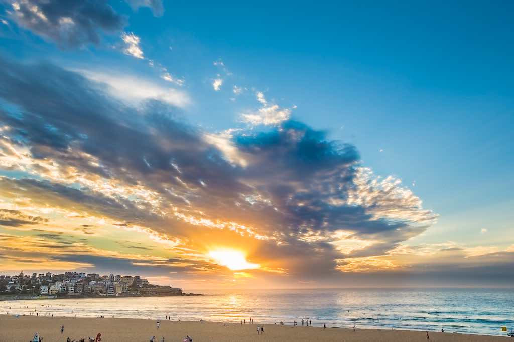 Bondi Sunrise Series - One