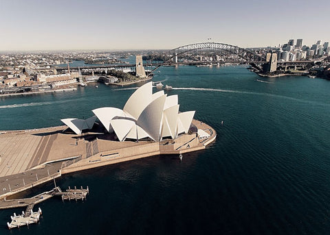 Sydney Harbour Aerial Series - One