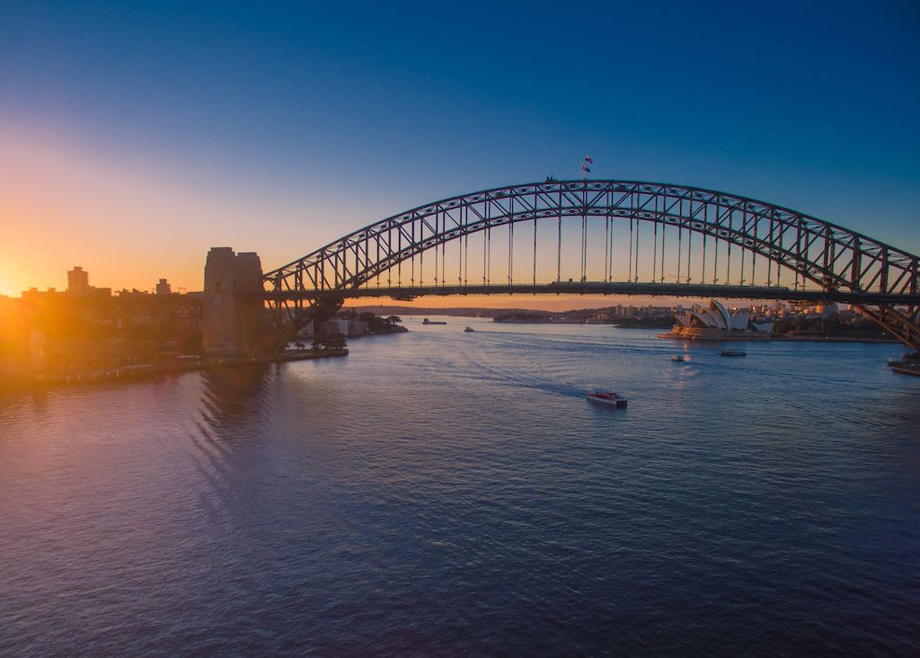 Harbour Bridge Series - One