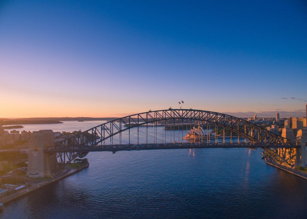 Harbour Bridge Series - Two