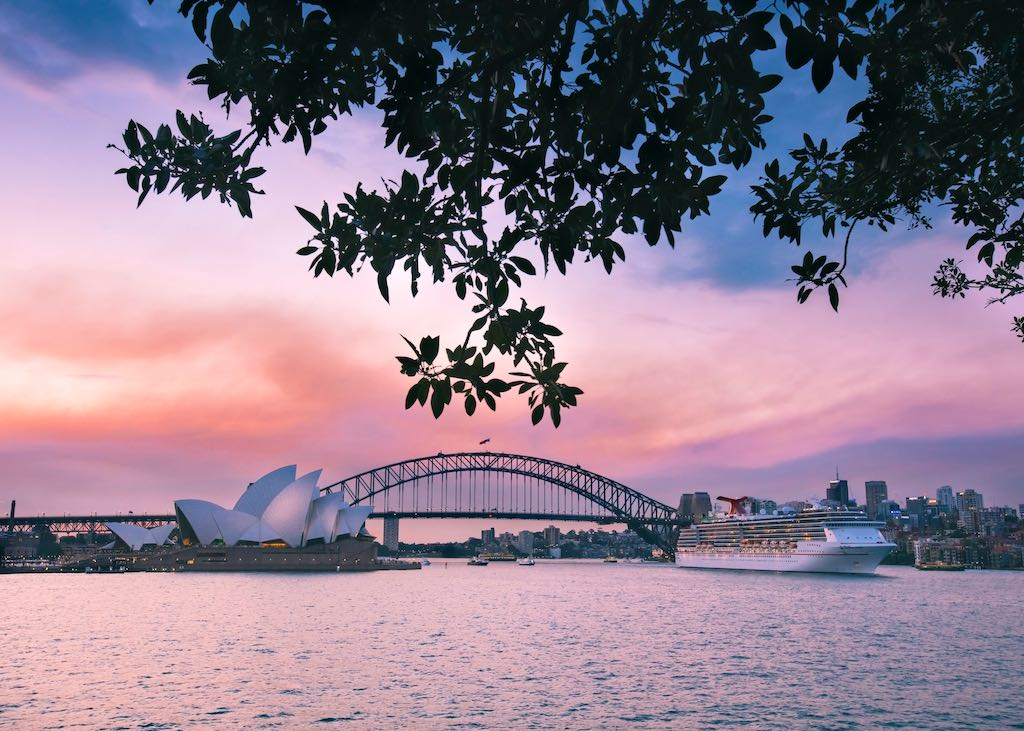 Sydney Harbour -Two