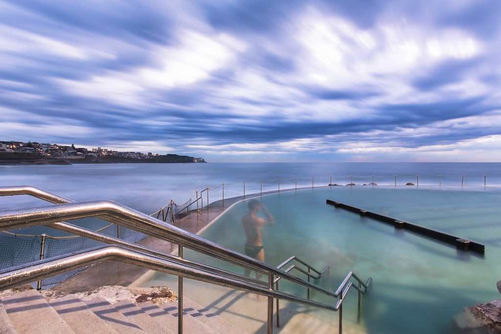 Bronte Pool Series - One