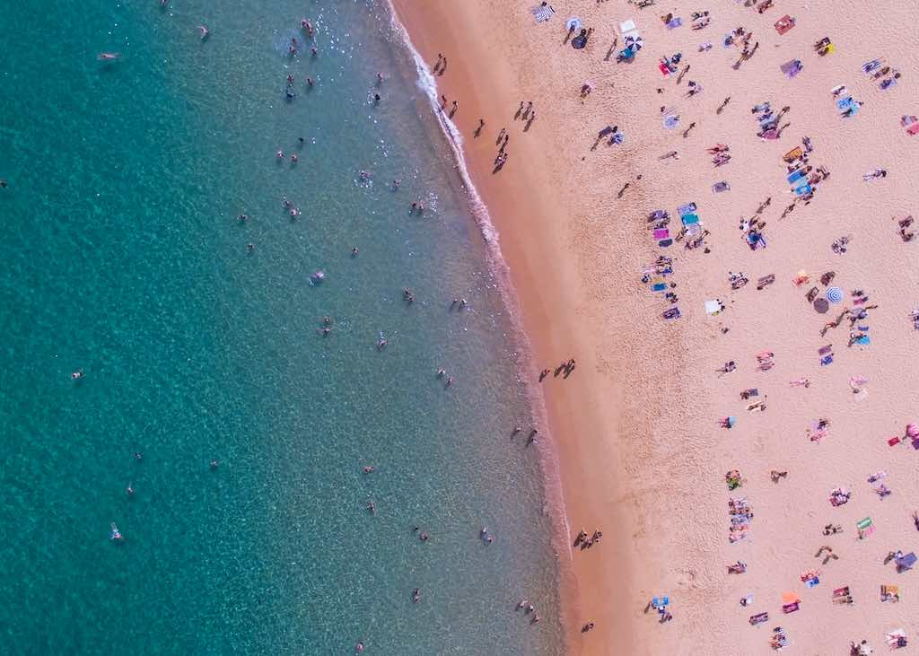 Coogee Aerial - Two