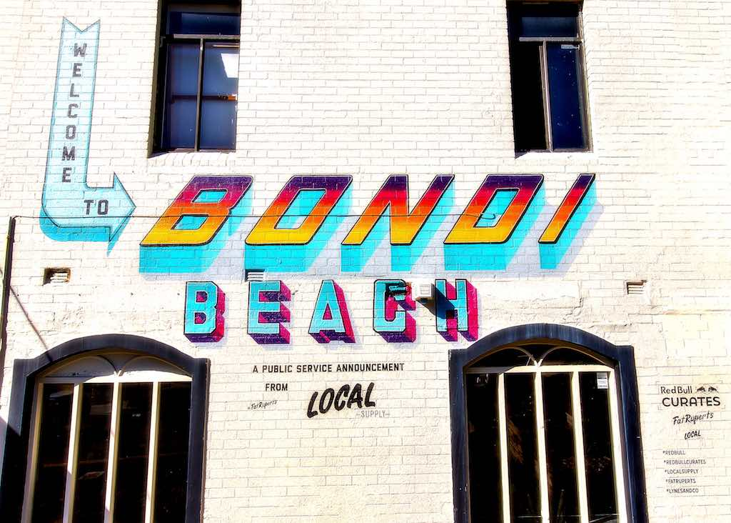 Bondi Graffiti - One