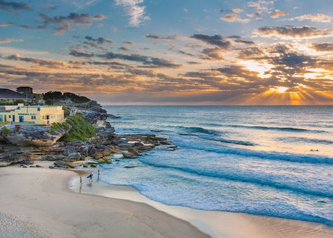 Tamarama Sunrise - Two