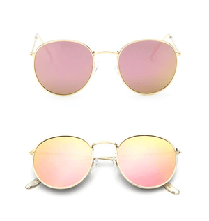 romantic is the new rebel sunglasses - Three Nines Boutique
