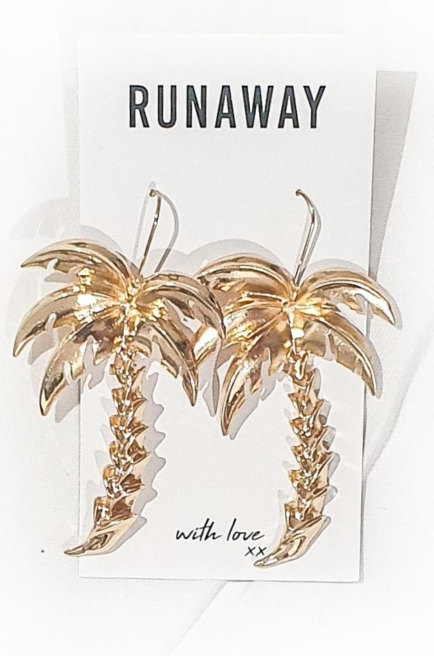 Paradise Earrings - Three Nines Boutique