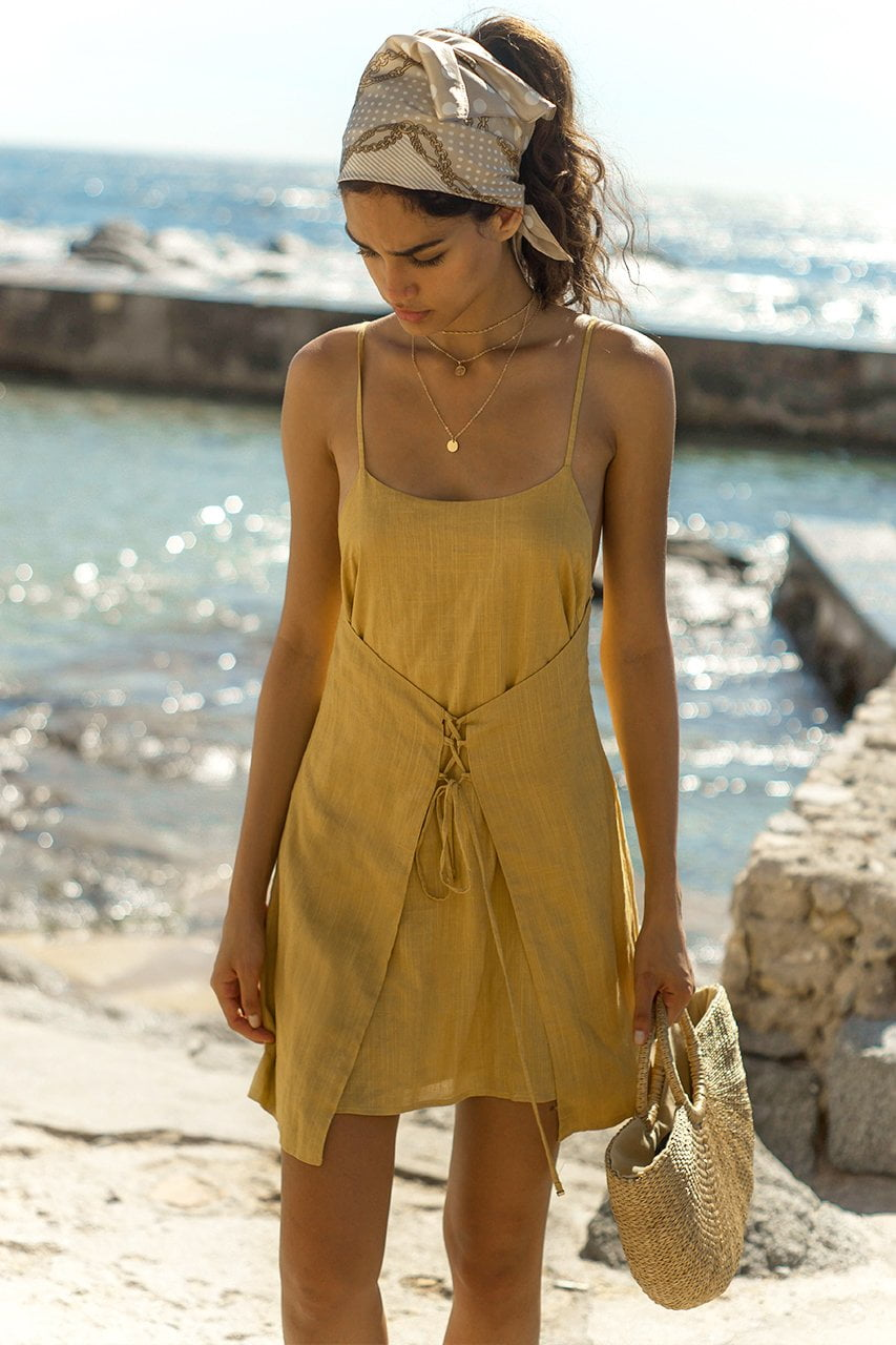 Willow cami dress - Three Nines Boutique