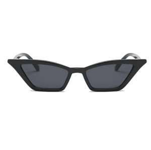 fire in my heart sunglasses // Black - Three Nines Boutique