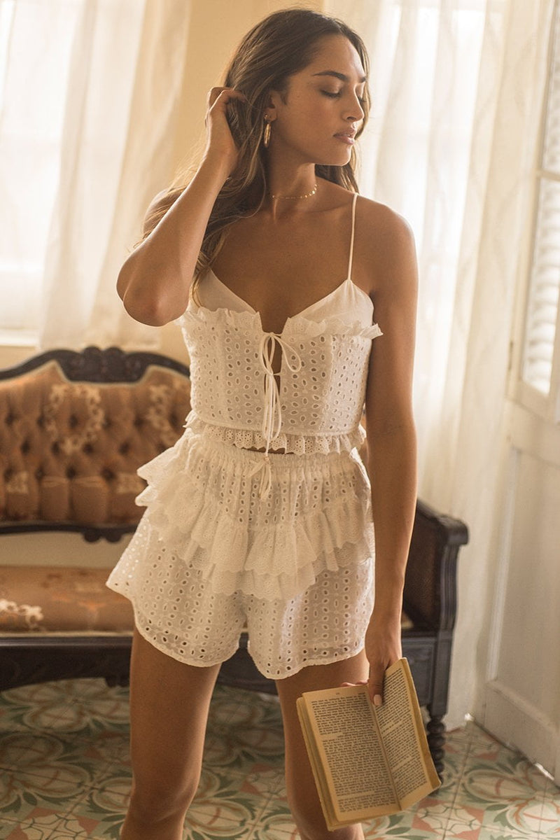 Imogen shorts - Three Nines Boutique