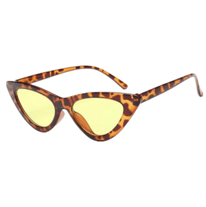 Mode sunglasses/ yellow tortoise. - Three Nines Boutique