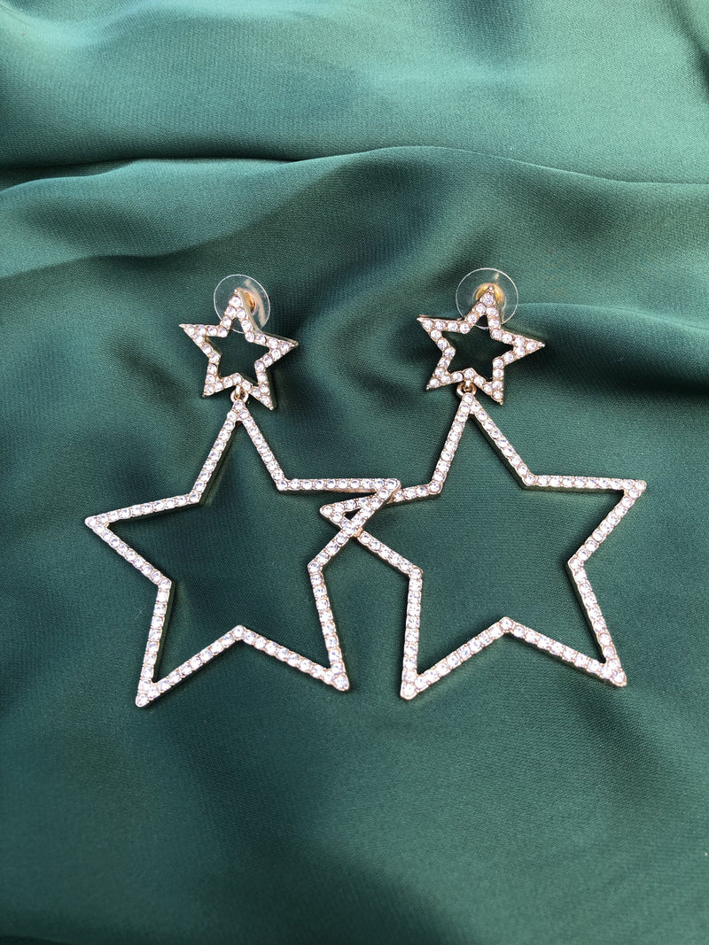 Light up the sky earrings - Three Nines Boutique