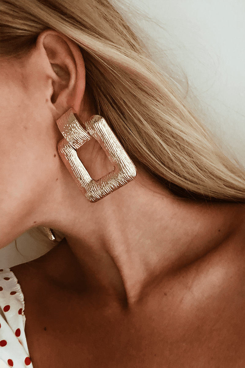 Aphrodite Earrings - Three Nines Boutique