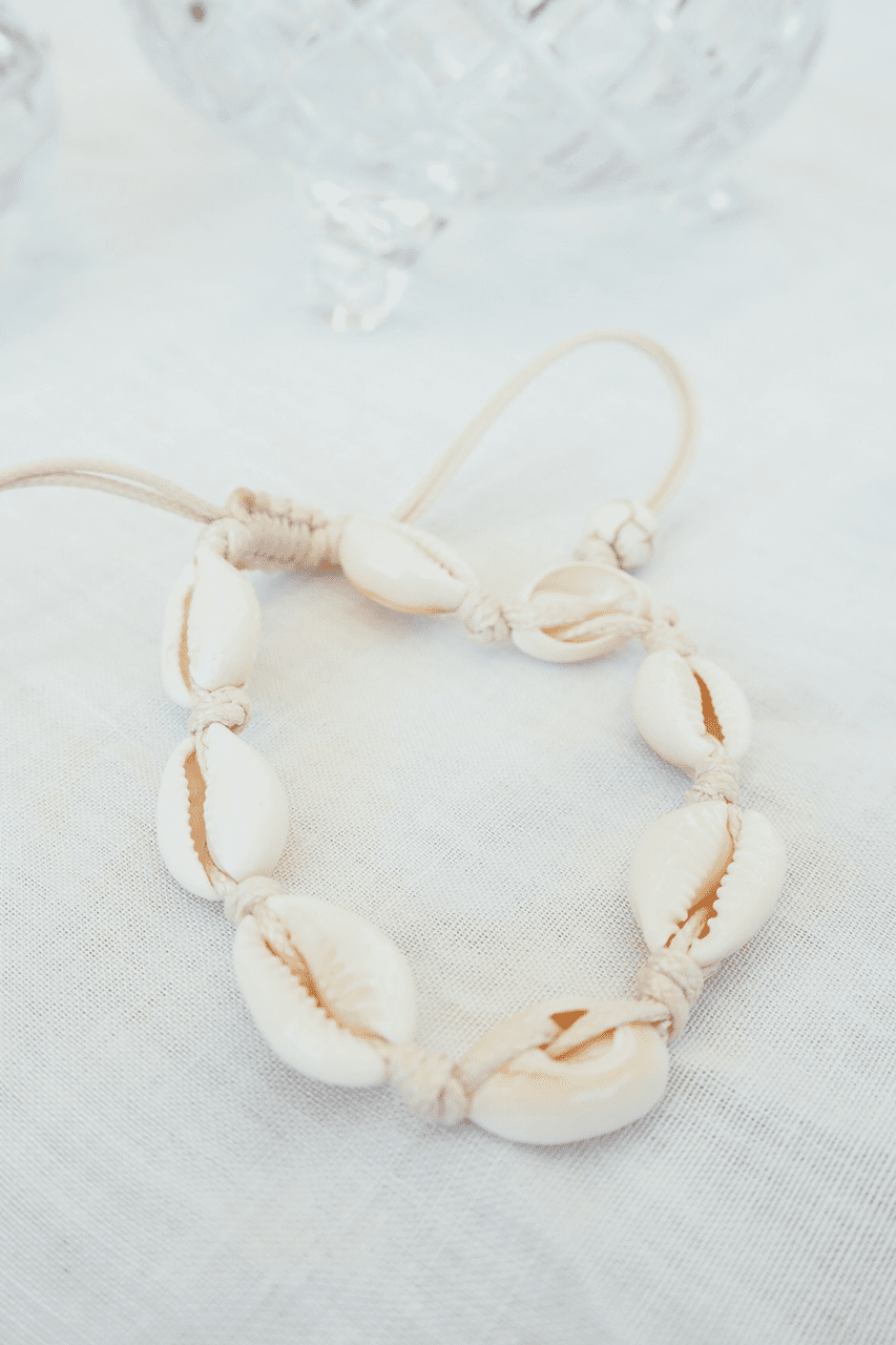 Stitch Anklet - Three Nines Boutique