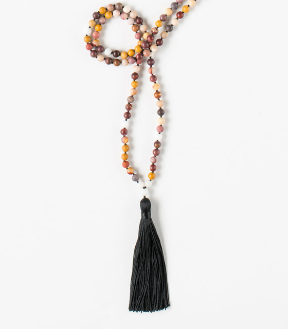 I am Powerful Mala - mindbeads