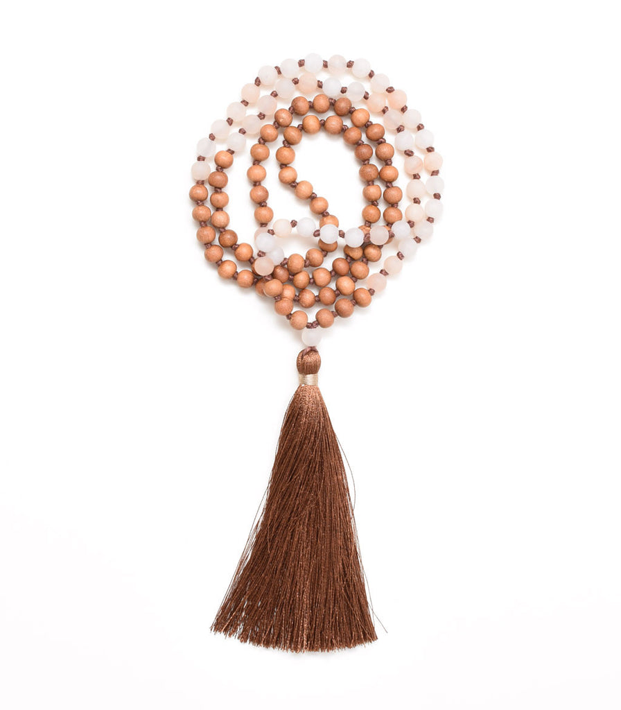 Soul Connection Mala - mindbeads
