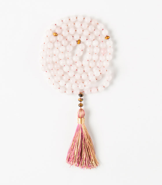 Love and Protection Home Mala - mindbeads