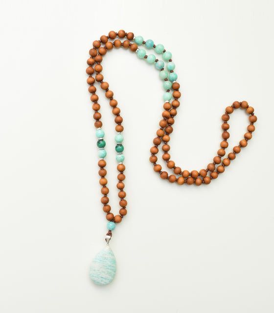 Peaceful Mala - mindbeads