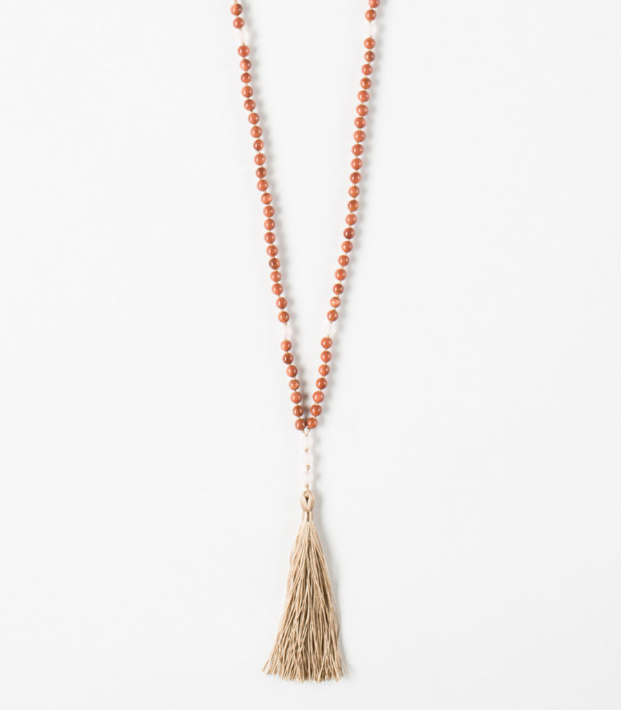 Inward Journey Mala - mindbeads