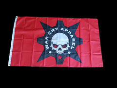 War Cry Flag