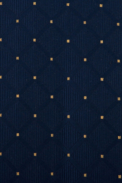 Orbit Blue Stacking chair fabric