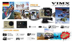 VIMX ACTION CAMERA